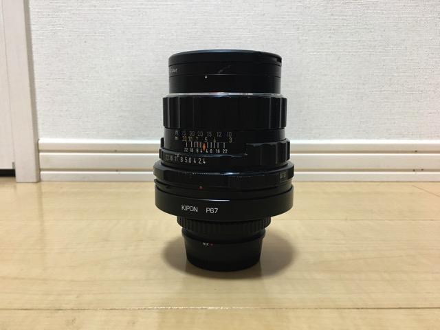 SMC PENTAX 67 105mm F2.4