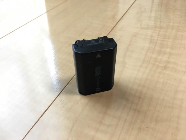 α7Ⅲ バッテリー