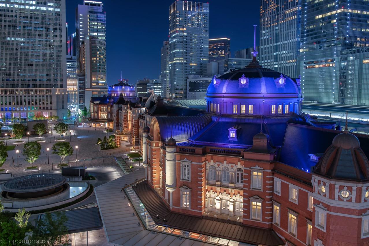 KITEEから見る東京駅