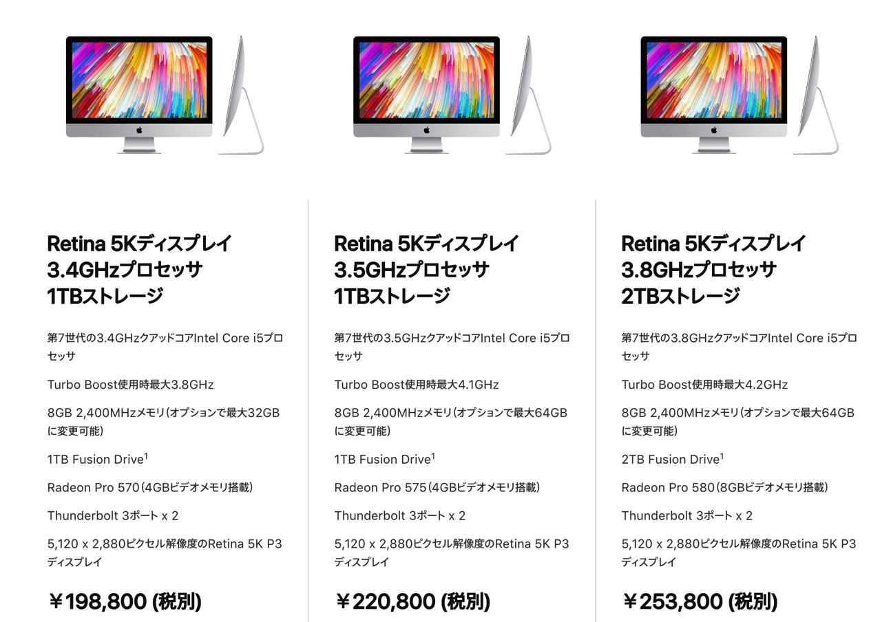 iMac GPU