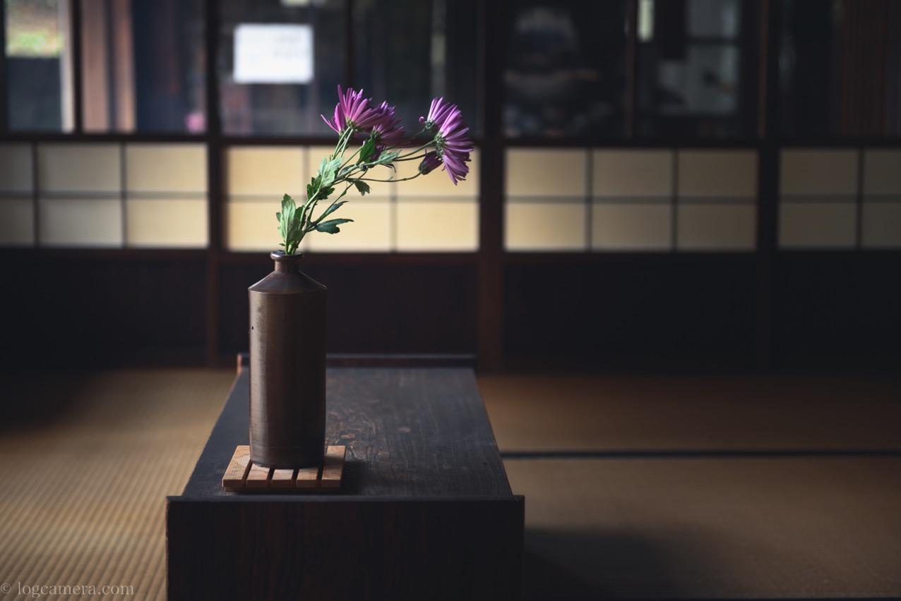 妻籠宿 花瓶