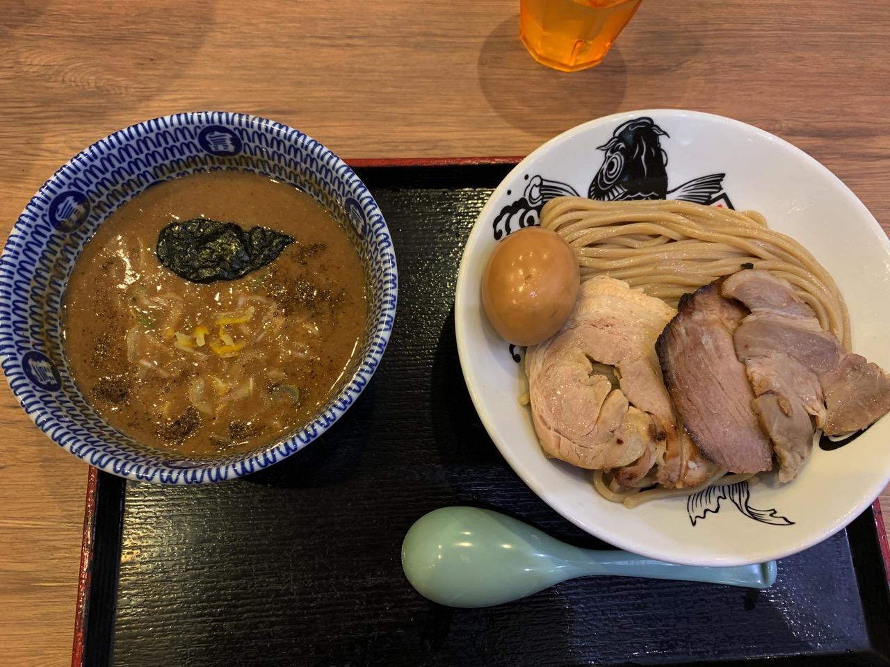 富田 つけ麺