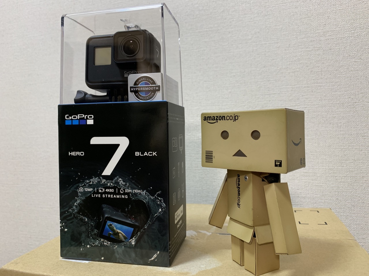 GoPro HERO7 BLACKを買ってきた!動画もすごいがタイムワープがかなりいい!