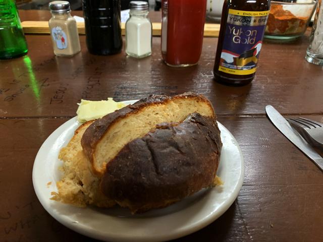 ブルックスビストロ パン