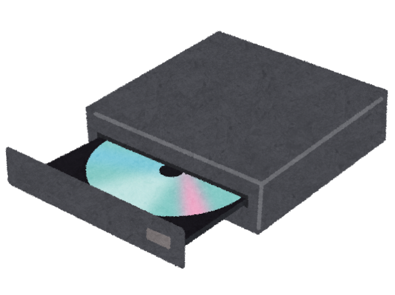 Computer disc drive