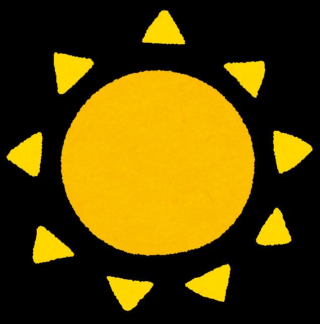 太陽 乾燥
