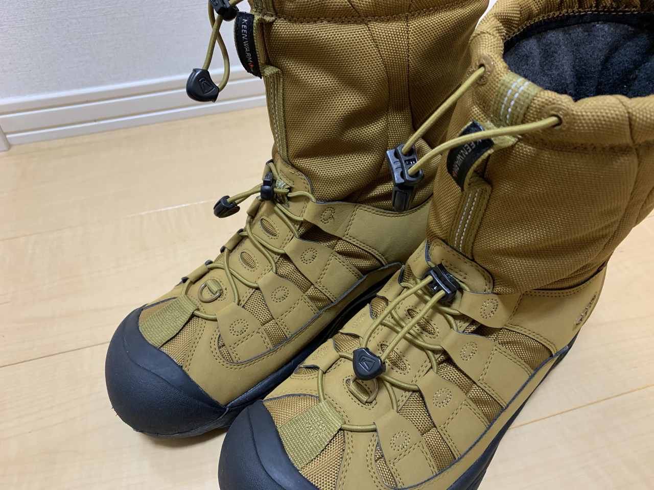 KEEN ウィンターポート2