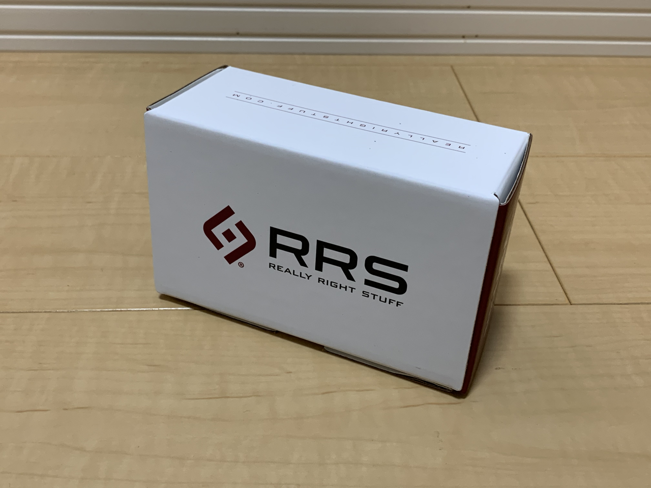 RRS Z7プレート 箱