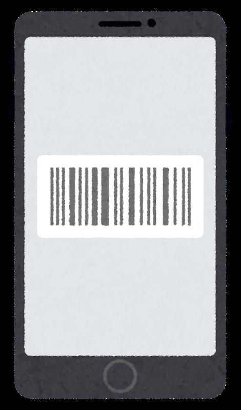 Code smartphone barcode
