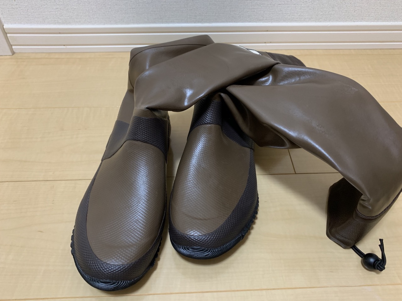 日本野鳥の会 バードウォッチング長靴 くたる