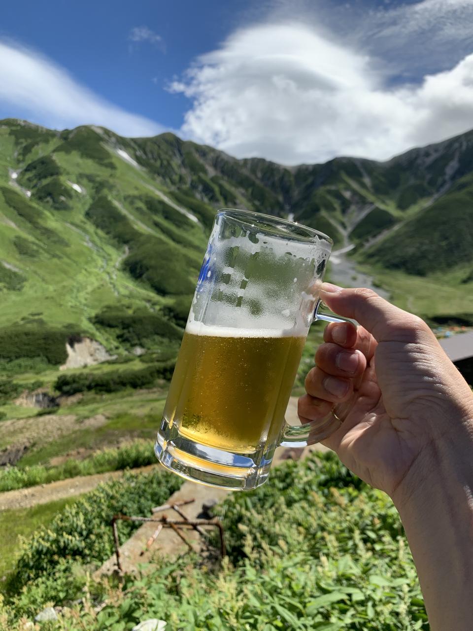 立山ビール縦