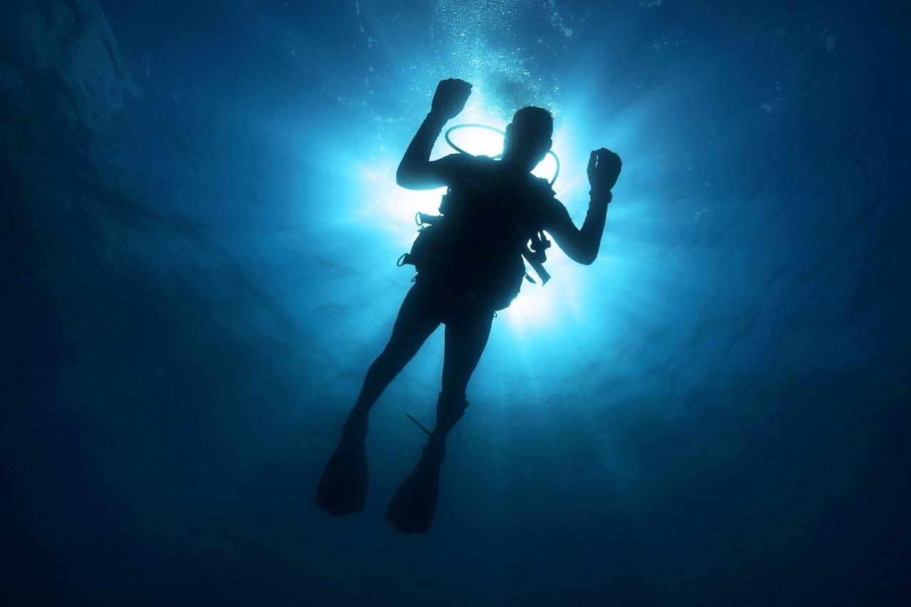 Diver 108881 1280