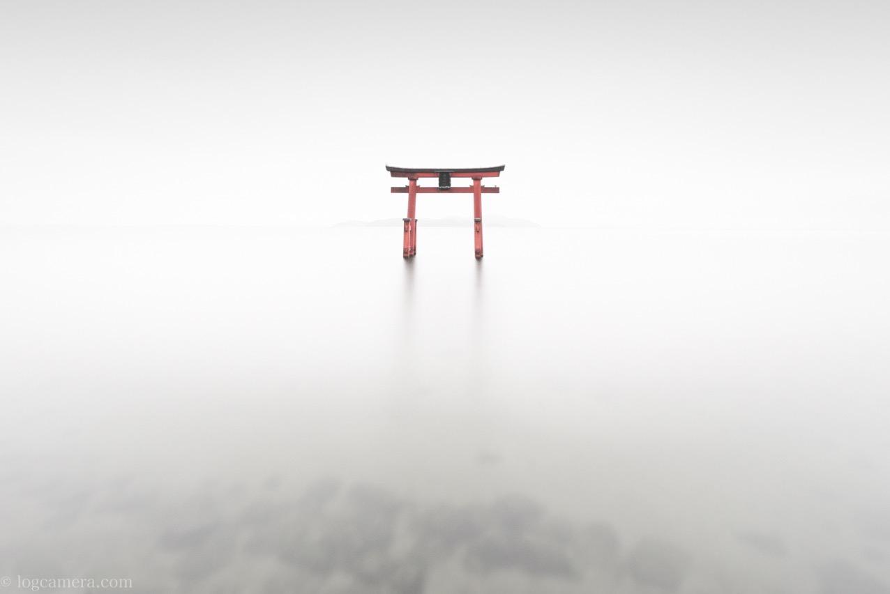白ひげ神社