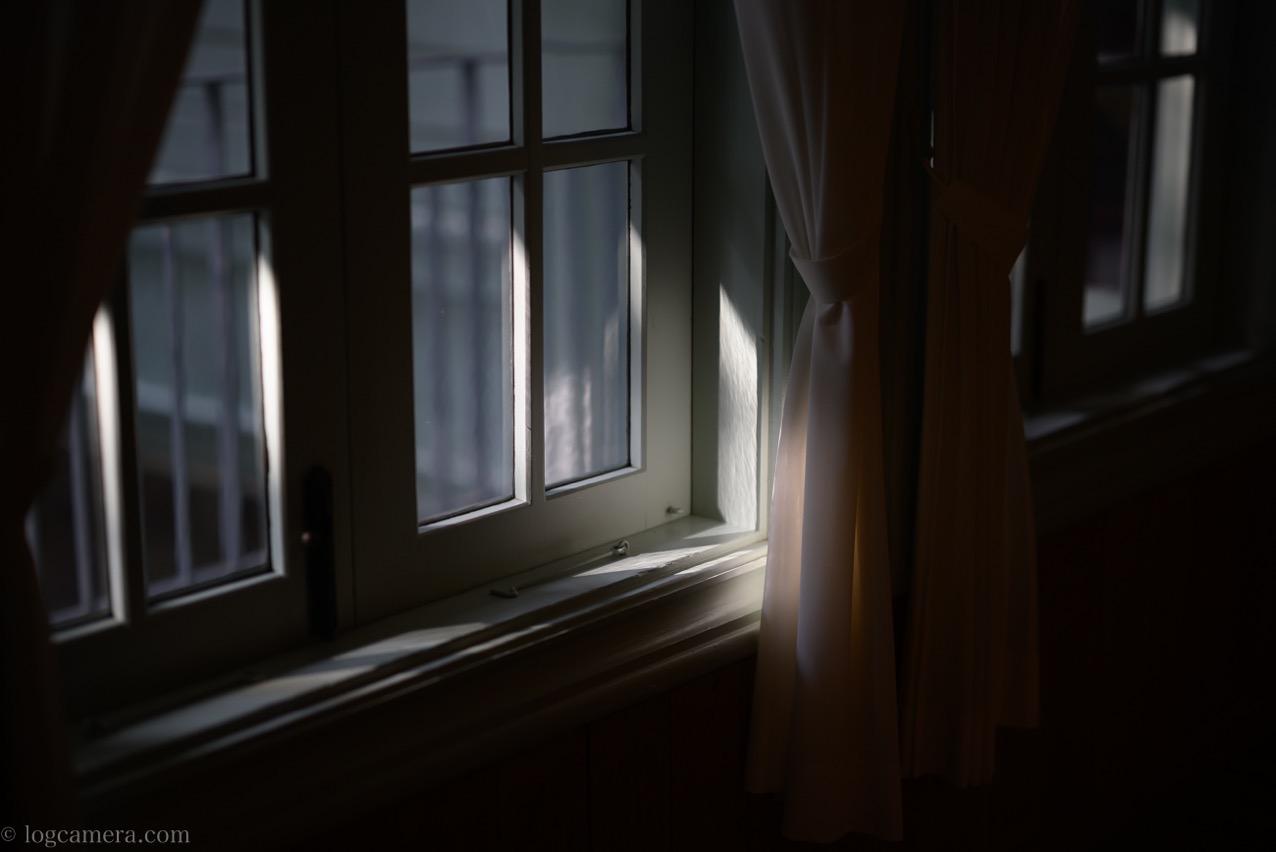 NIKKOR Z 58mm f/0.95 S Noct作例 窓