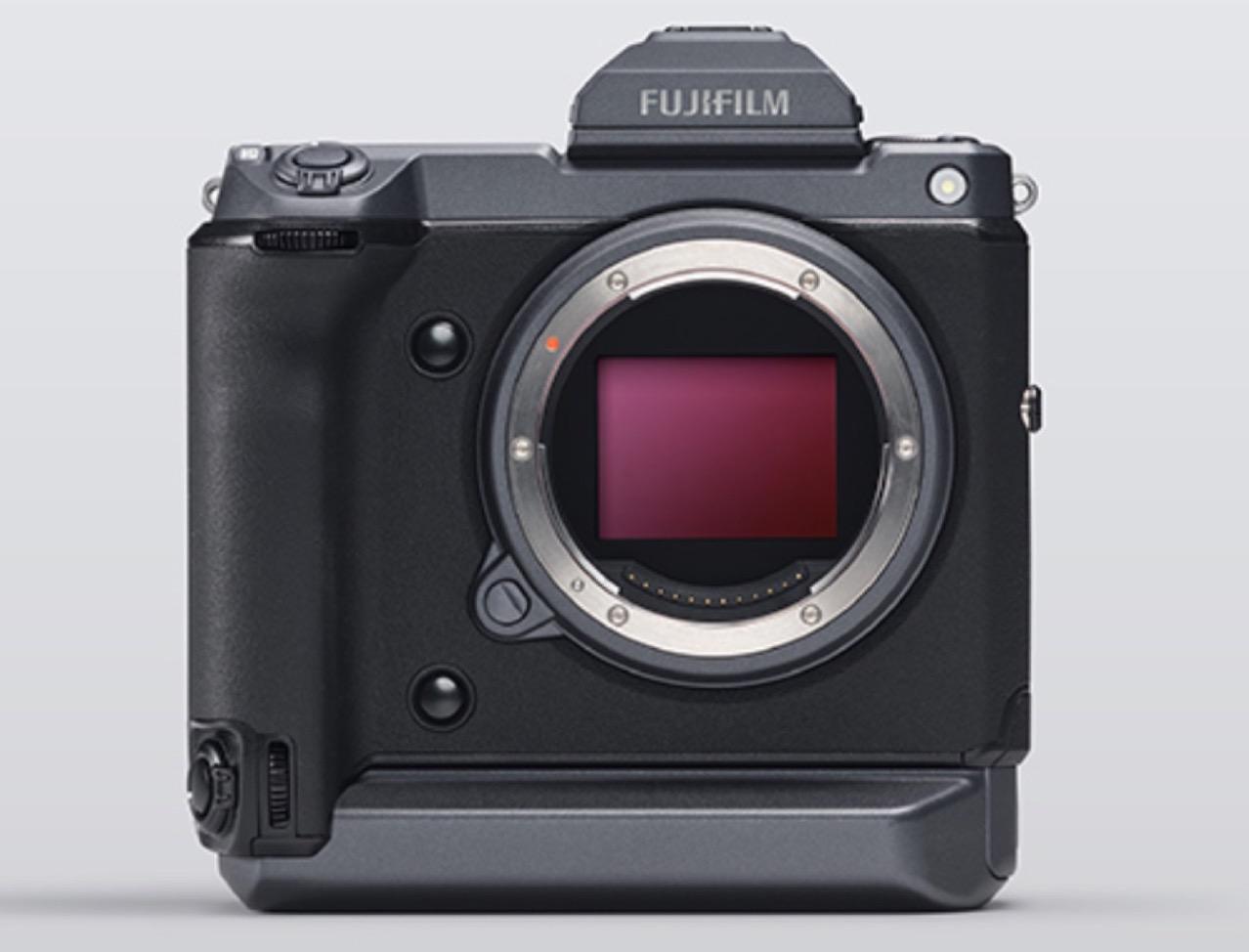 FUJIFILM GFX100 Cameras 富士フイルム Xシリーズ GFX