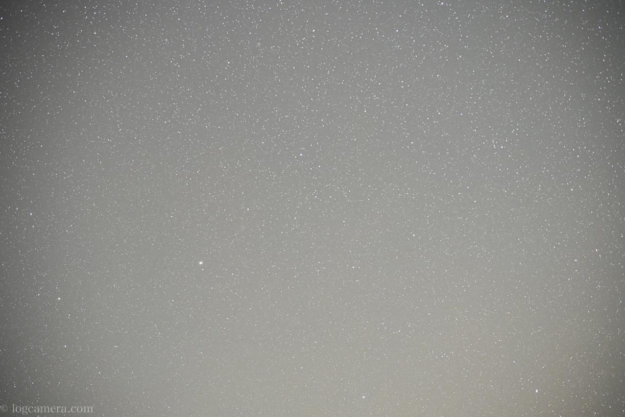 NIKKOR Z 58mm f/0.95 S Noctで星f1.4