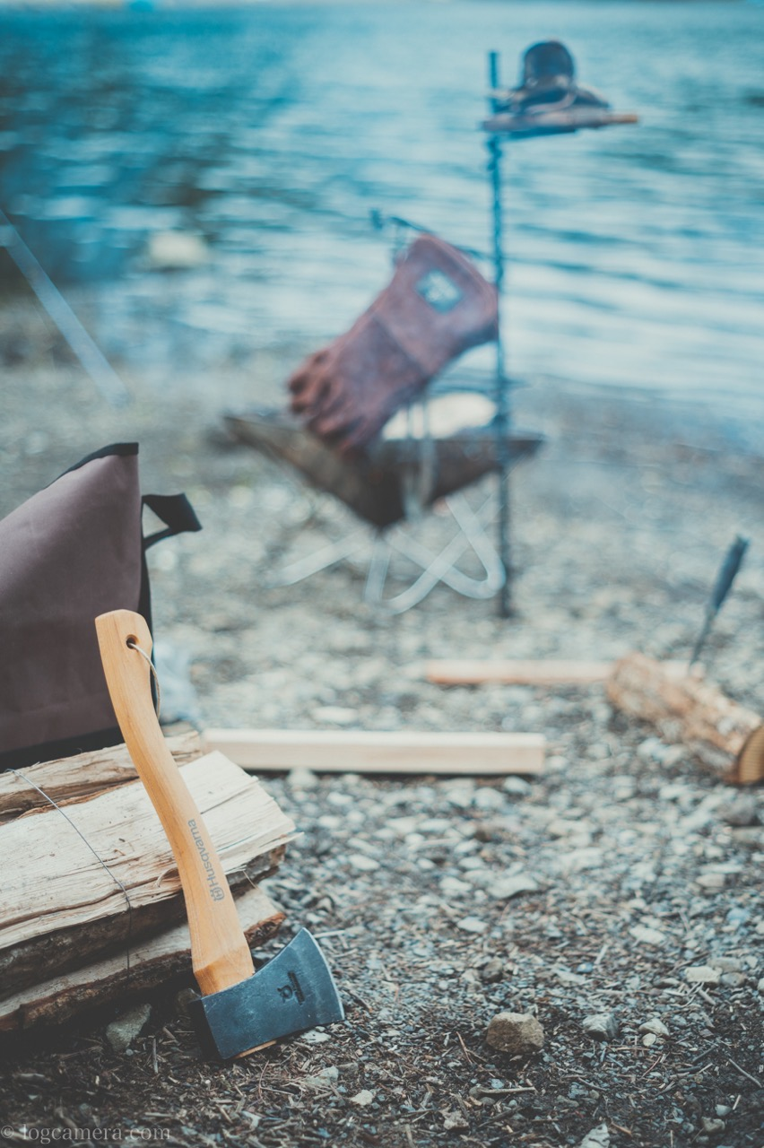 ハスクバーナ 手斧