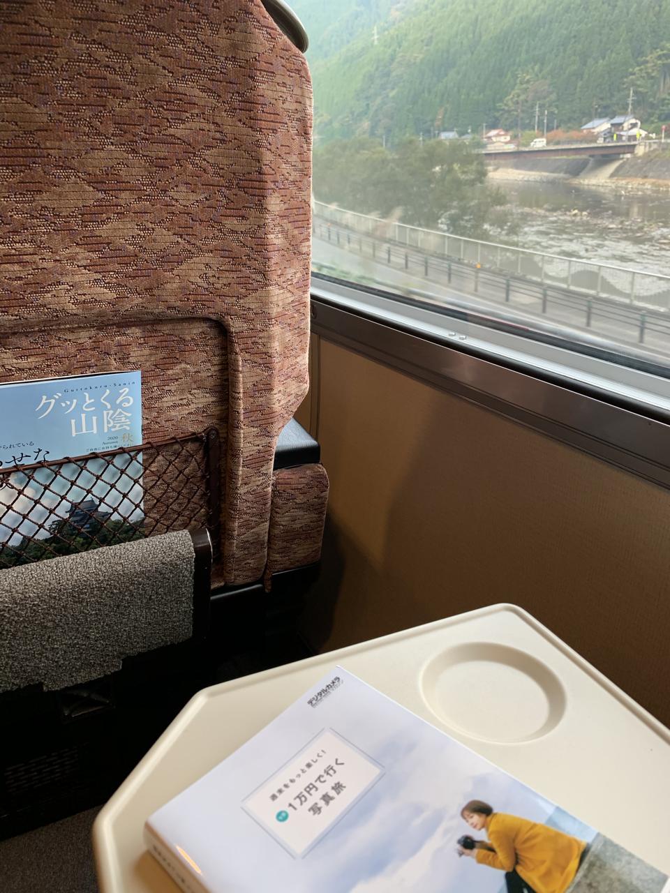電車で読む1万円で行く写真旅