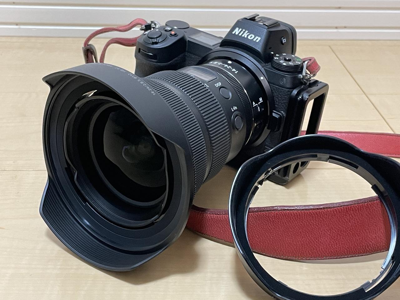 NIKKOR Z 14-24mm f/2.8 Sfilter