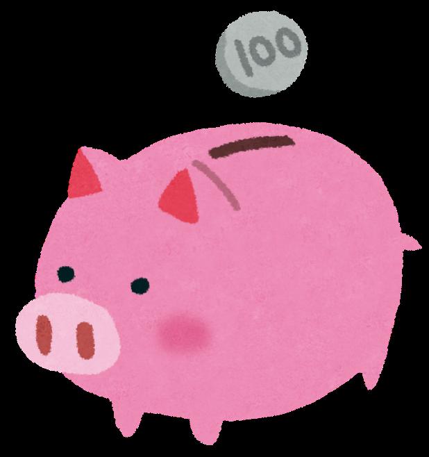 Money chokinbako