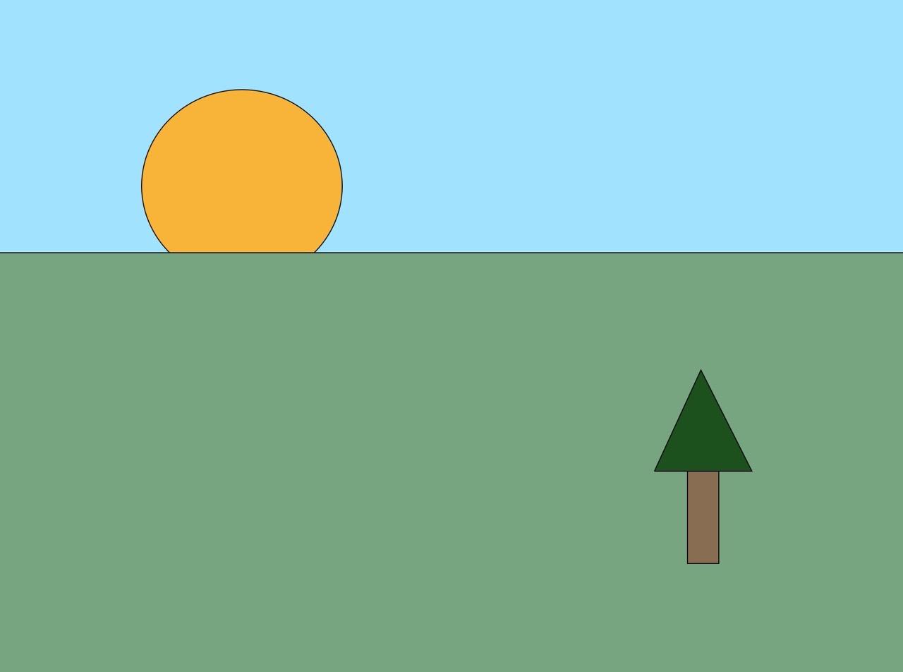 ビジュアルウェイト太陽